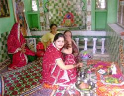 Hartalika Puja
