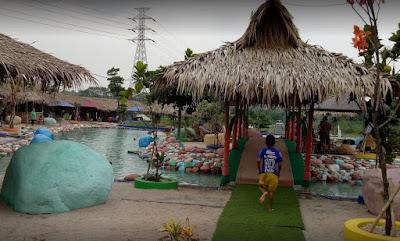 Keindahan Tempat Wisata Cikao Park Purwakarta