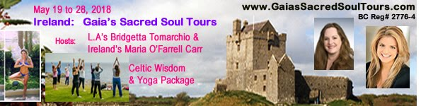 May 2018: Ireland Gaia Tour