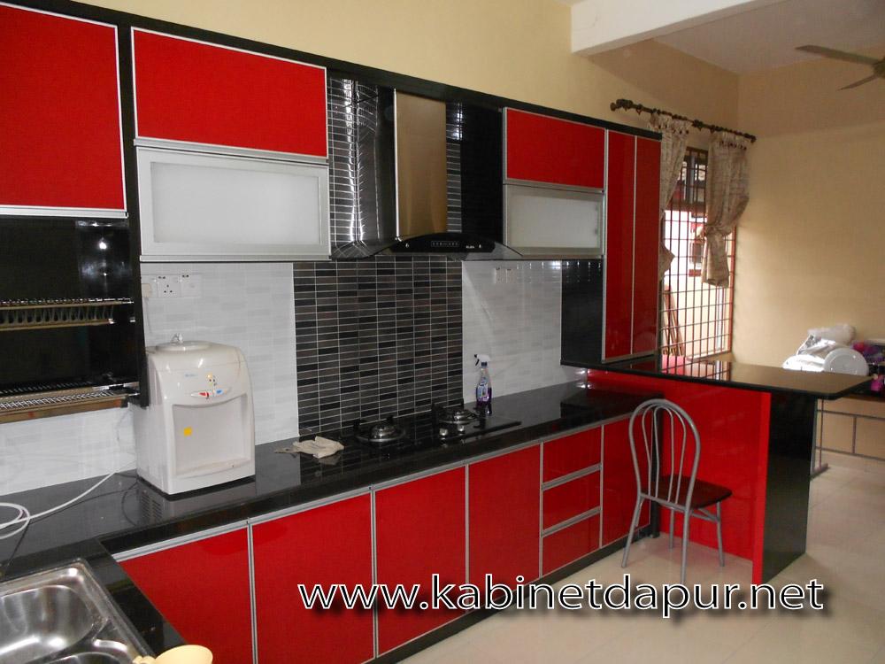 Kabinet Dapur Taman Mutiara Naga Jitra Kedah