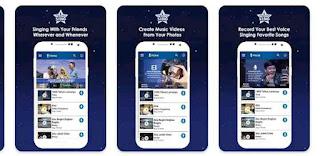 Aplikasi Aplikasi karaoke android terbaik dan gratis di android
