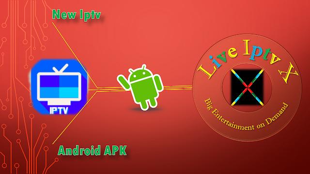 New Iptv APK