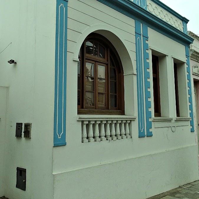 Casario do Centro Histórico de São José