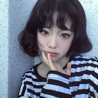 ทรงผมสั้นเกาหลี