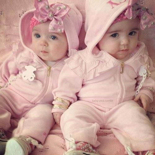image Very nice identical twins