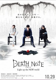 Death Note 4: Light Up The New World (2016)