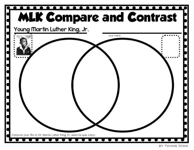 Sassy in Second: Dr. Martin Luther King, Jr.