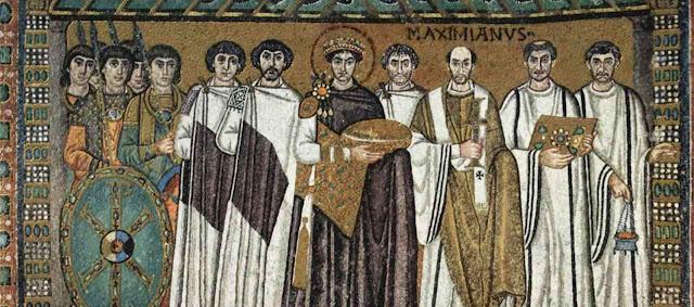 Justiniano y la economia de Roma