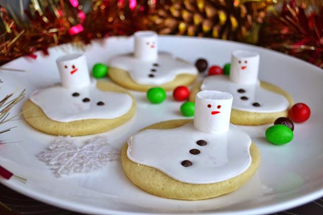 Печенье тающий снег рецепт с фото