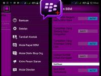 BBM MOD The Purple 3.2.5.12 Apk Terbaru