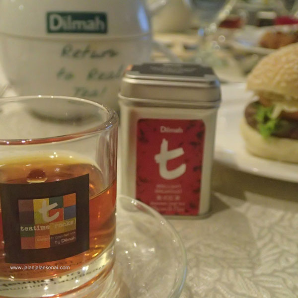 Dilmah Indonesia Real High Tea Challenge Cafe and Resto