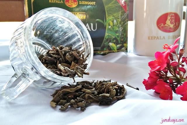 teh hijau untuk detoks