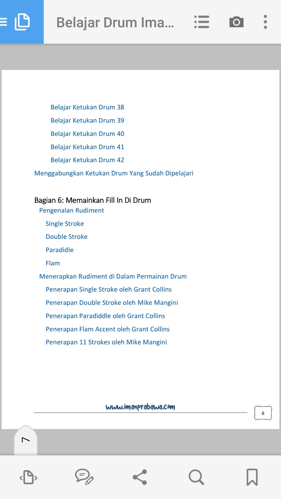 Ebook Iman Prabawa 6