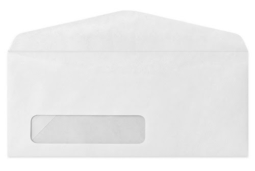 some different types of envelopes