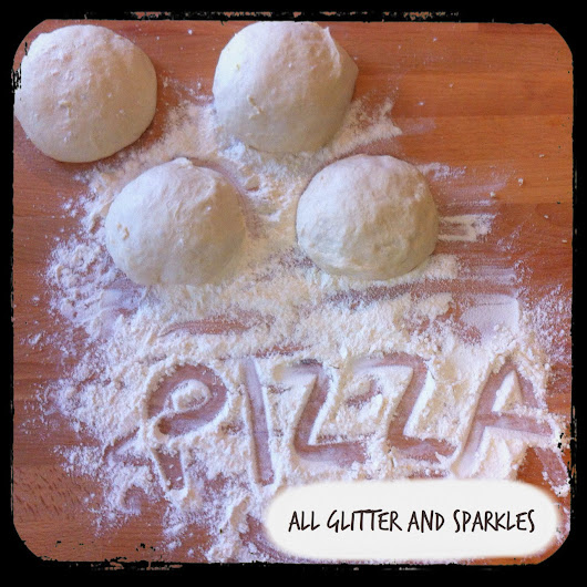 The best pizza dough ever! (in my opinion anyway)