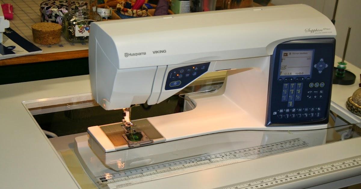 Tammy's Craft Emporium Husqvarna Viking Sapphire 40 Quilt Sewing Unique Husqvarna Sewing Machines Calgary