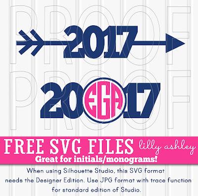 free graudation svg
