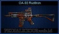OA-93 RustIron