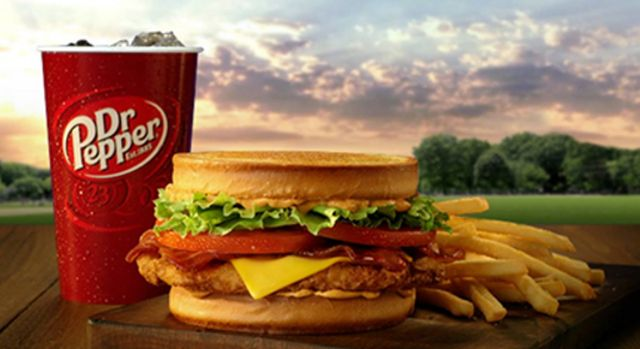 The sandwich choices are regular menu items, except for the Hash Jack, which appears to be a Jr. Jumbo Jack but with a hash brown, cheese, ketchup, mustard, and pickles. The $5 Jack's Munchie Meal isn't currently listed on the Jack in the Box website and I haven't seen it at my local Jack in the Box .