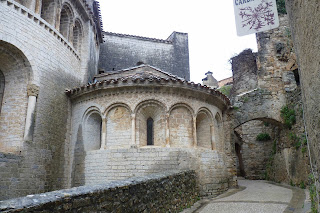 Saint Guilhem le Désert, Abadía de Gellone.