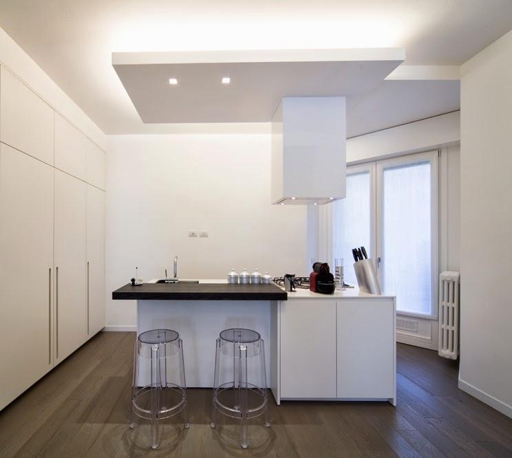 Interior Relooking Metti la cucina al centro della casa