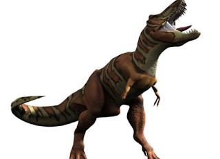 Dinosaurus monster legenda yang menjadi misteri