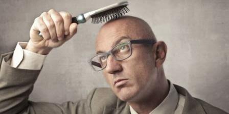 tips cara menumbuhkan rambut botak
