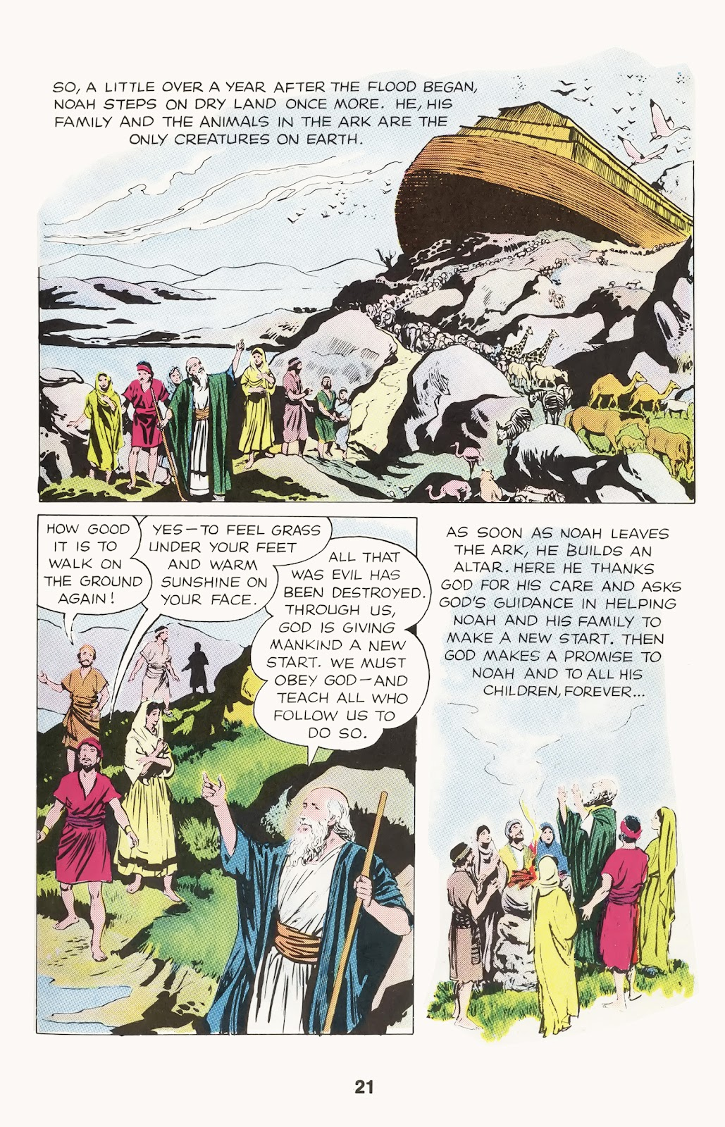 The Picture Bible issue TPB (Part 1) - Page 23