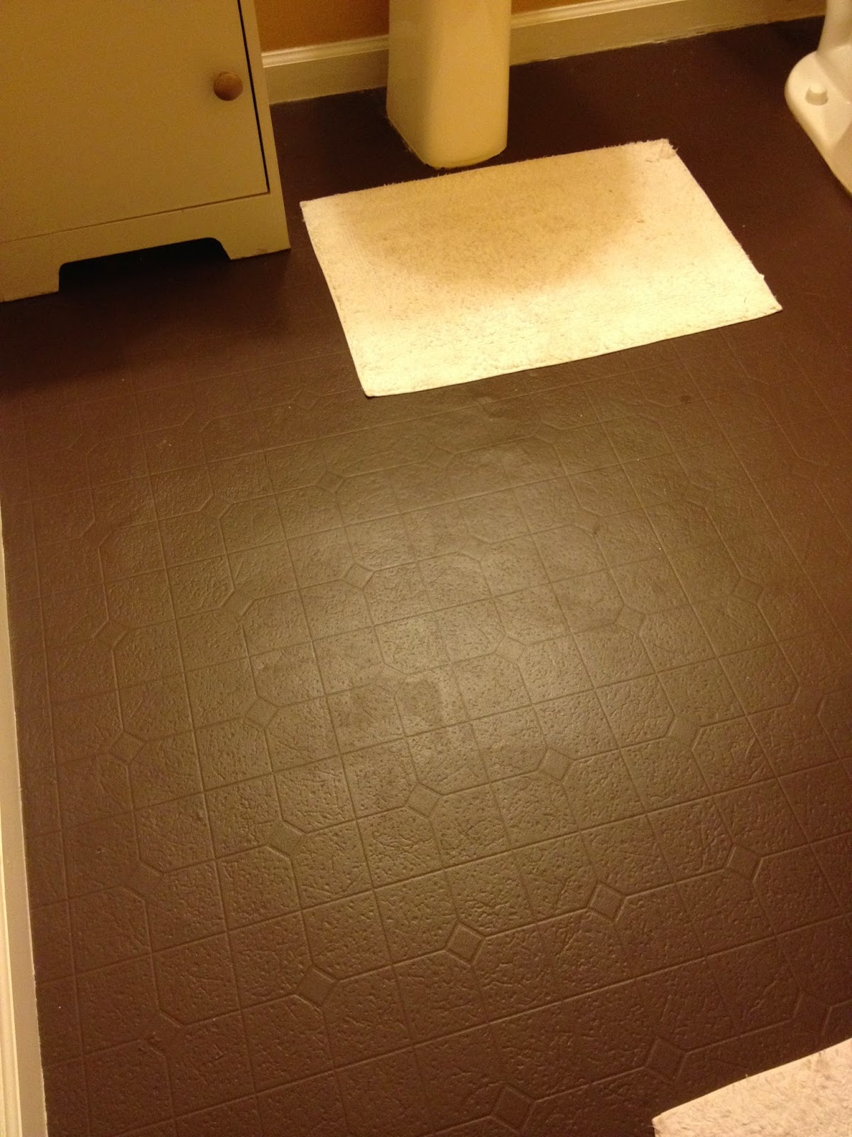 How Long Will Painted Vinyl Floors Last Aprons And