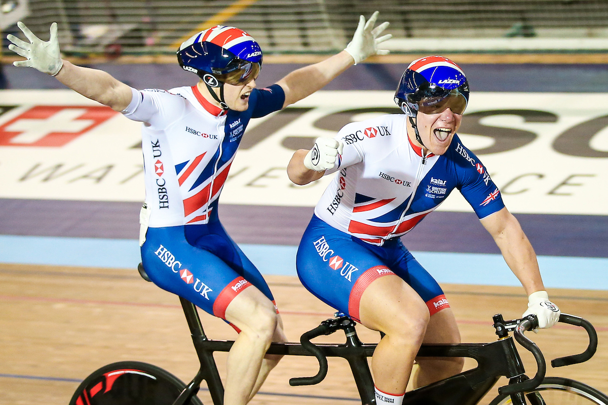 Local Riders,Local Races: Great Britain Cycling Team Para ...