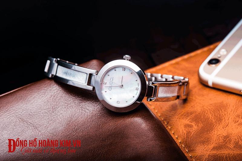 đồng hồ nữ đẹp dây sắt mới về