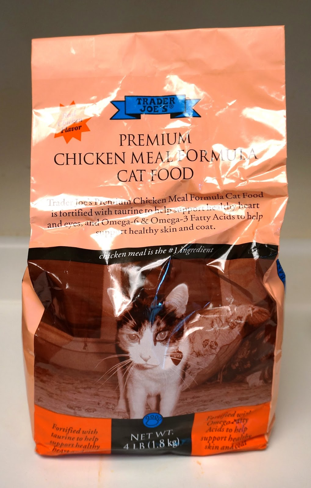 Trader Joe S Premium Cat Food