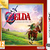 The Legend of Zelda: Ocarina of Time 3D [3DS] [.CIA]