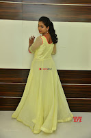 Teja Reddy in Anarkali Dress at Javed Habib Salon launch ~  Exclusive Galleries 029.jpg
