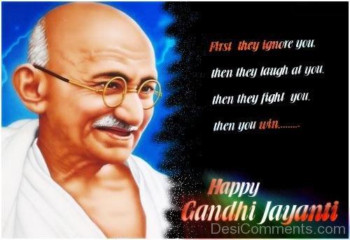 Gandhi Jayanti pictures 2016