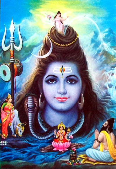 Lord Shiva Trishul Images