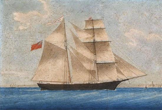 Navio fantasma Mary Celeste