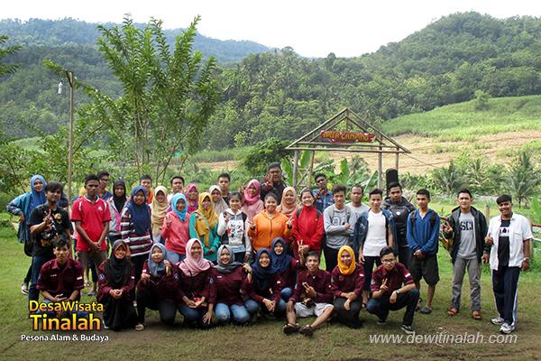 Sadar Wisata Kunci Utama Pengembangan Desa Wisata - Desa Wisata Tinalah