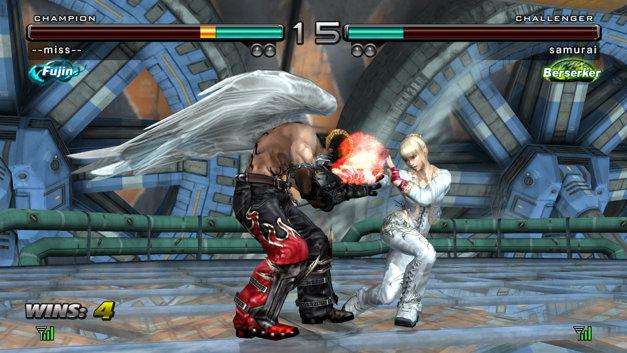 Tekken 4 download for android