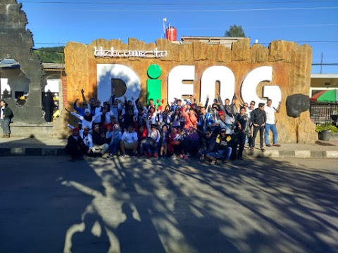One day tour Dieng murah