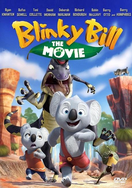 کارتون دوبله : بلینکی بیل 2015 Blinky Bill the Movie