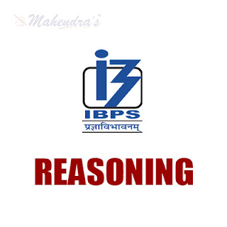 IBPS Clerk Quiz : Reasoning Ability | 20 - 11- 17
