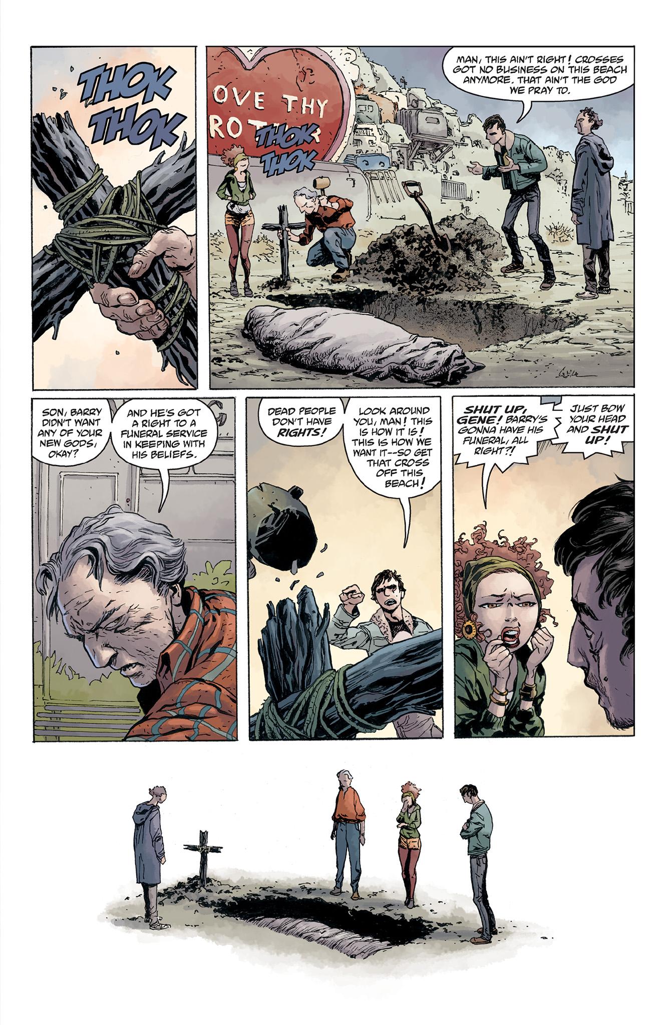 Read online Abe Sapien comic -  Issue #5 - 15