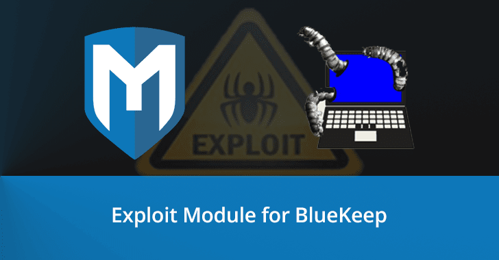 exploit for Bluekeep