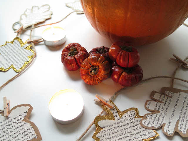Mini pumpkins, autumn, crafty autumn