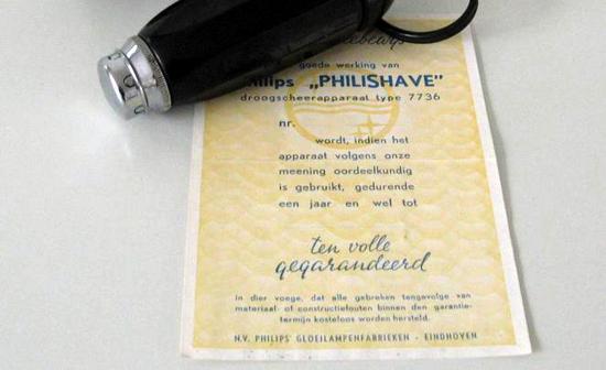 Philishave 6, 1941