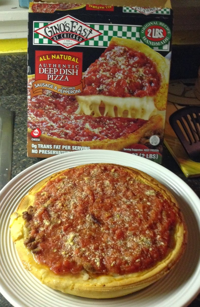 Stuffed Pizza Showdown Ginos Vs Giordanos The Food Hussy