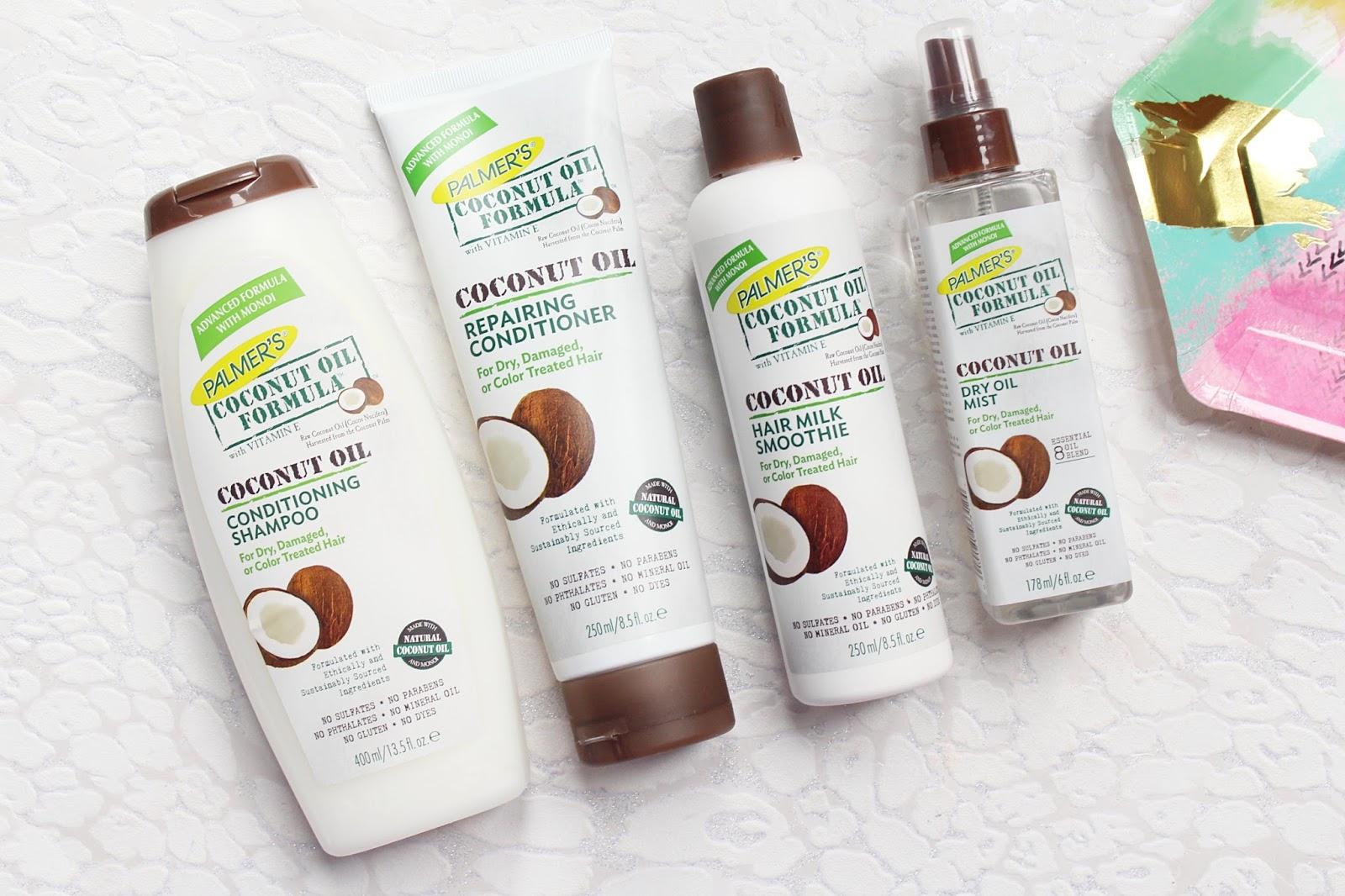 Palmers Coconut Oil Hair Care