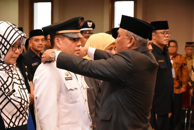 Jelang Akhir Tahun 2018,  Walikota Mutasikan 364 ASN