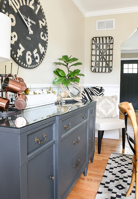 Simple and Neutral Fall Home Tour